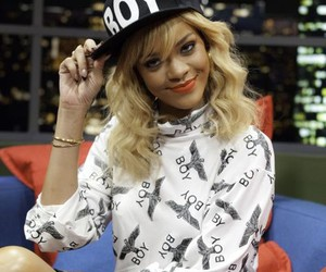 rihanna, boy, and swag image