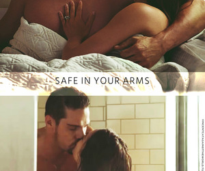 beauty and the beast, vincat, and couple image