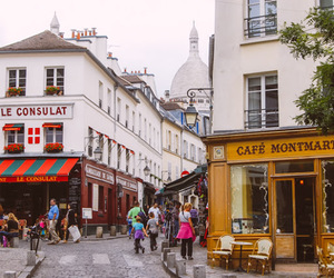 architecture, city, and france image