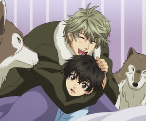 Super Lovers, anime, and gif image
