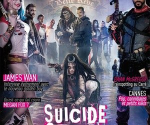 suicide squad, dc comics, and harley quinn image