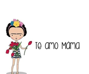 Frida, love, and mother's day image