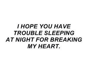 quotes, heart, and sleep image
