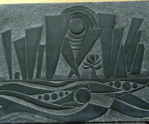 etsy, stone carving, and black stone carving image