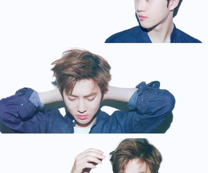 exo, suho, and wallpaper image