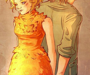 otp, hunger games, and hayffie image