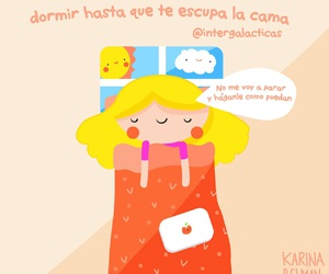 Chica, amor, and frase image