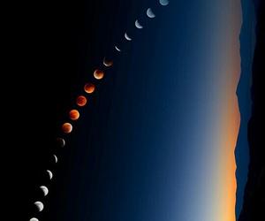 night moon image