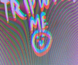 trip, drugs, and grunge image
