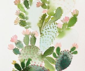 art, plants, and tumblr image
