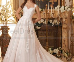 bridal gown, style, and cheap dress image