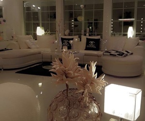 luxury, home, and glam image