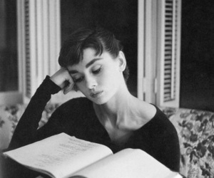 audrey, beautiful, and chanel image