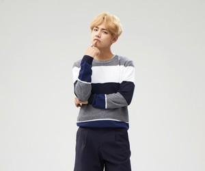 bts, 4d, and kim taehyung image