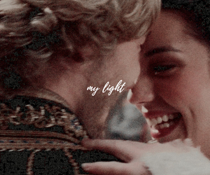 reign, mary stuart, and love image