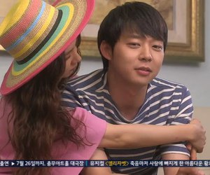 kdrama, the girl who sees smells, and sensory couple image