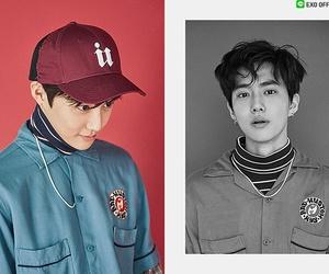 boyband, exo, and fashion image