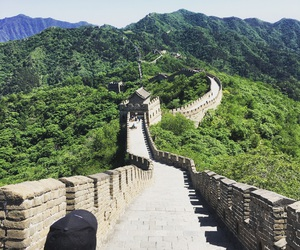 adventure, china, and cool image