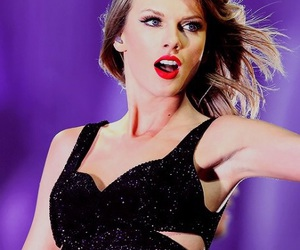 concert, Taylor Swift, and eyes image