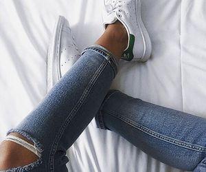 fashion, adidas, and shoes image