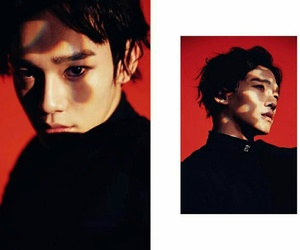 Chen, exo, and ex'act image