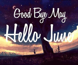 june, may, and hello june image