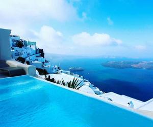 blue, explore, and paradise image