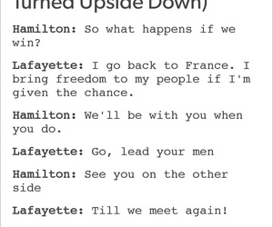 broadway, hamilton, and musicals image
