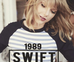 Taylor Swift, 1989, and wallpaper image