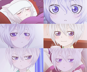 anime, tomoe, and cute image