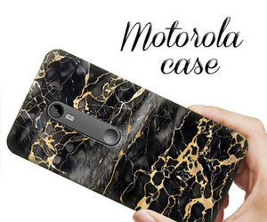 black, case, and gold marble image