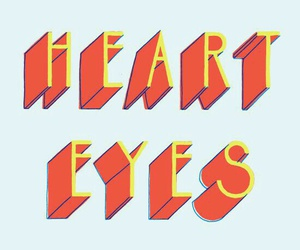 heart, quotes, and eyes image