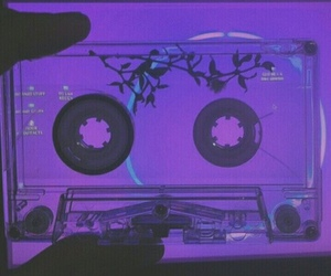 cassette, cool, and flowers image