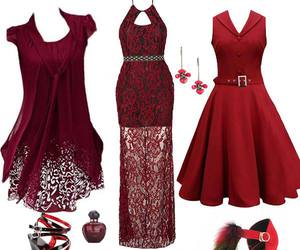 fashion, hand bag, and party dress image