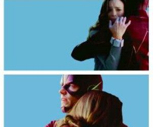 the flash and snowbarry image