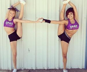 cheerleading image