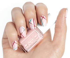 nails art, elegant, and manicure image