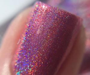 cool, nail polish, and fashion image