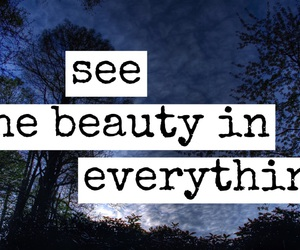 beauty, forest, and quotes image