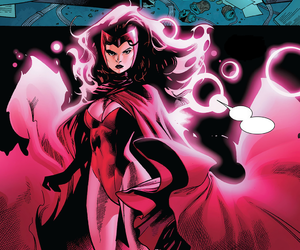 Marvel and scarlet witch image
