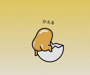 egg, gudetama, and sanrio image