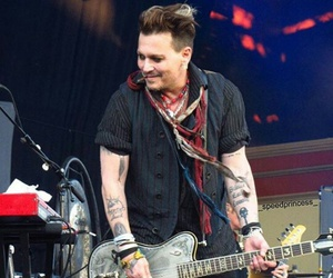 johnny depp and hollywood vampires image