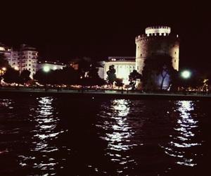 thessaloniki, λευκος πυργος, and Θεσσαλονίκη image