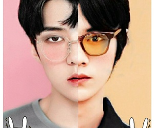asian, kai, and kyungsoo image