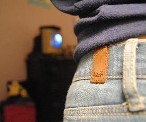brand, cloth, and jeans image