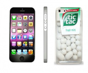 iphone and tic tac image