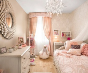 decor, girly, and home design image