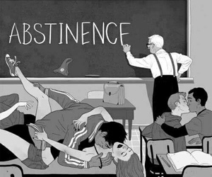 OMG and abstinence image