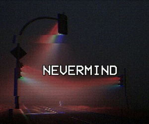 Nevermind, grunge, and quotes image
