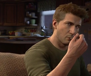 game, uncharted, and nathan drake image